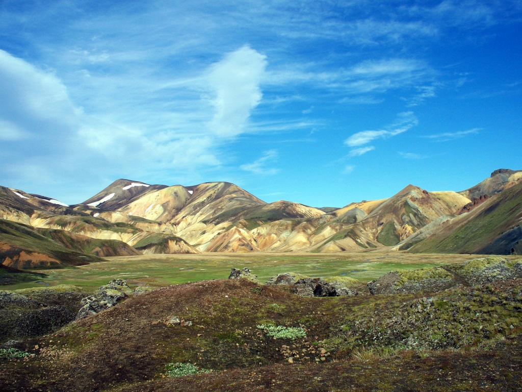 Iceland, Summer 2012