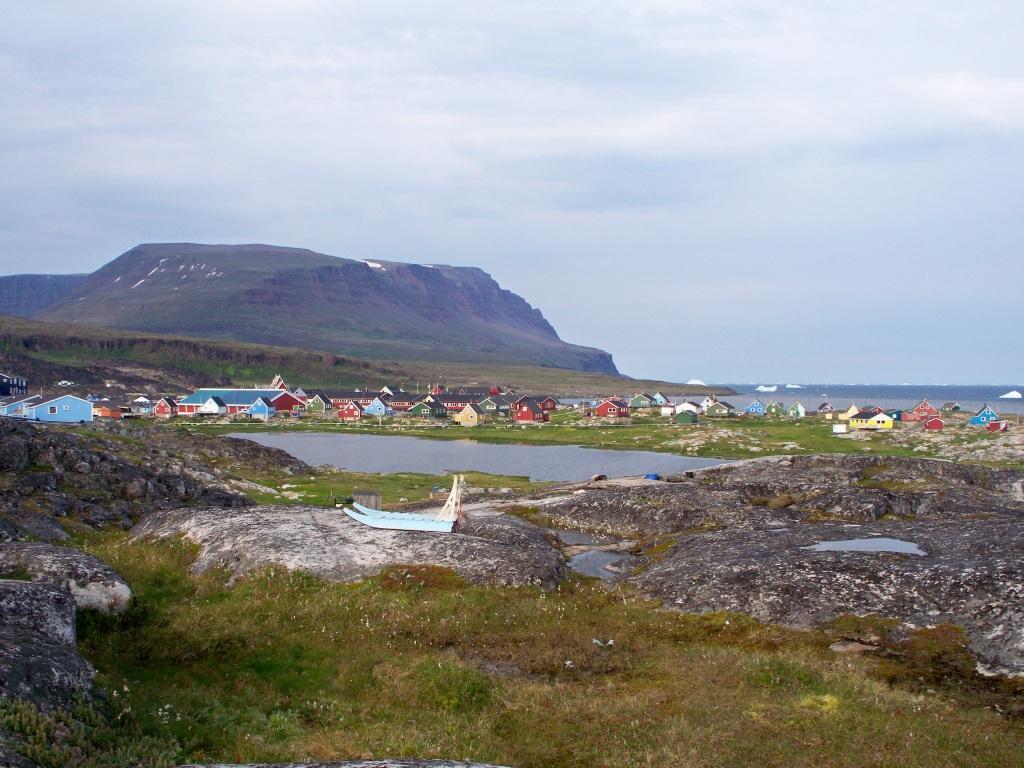 Qeqertarsuaq (Disko Island), Greenland, Summer 2013