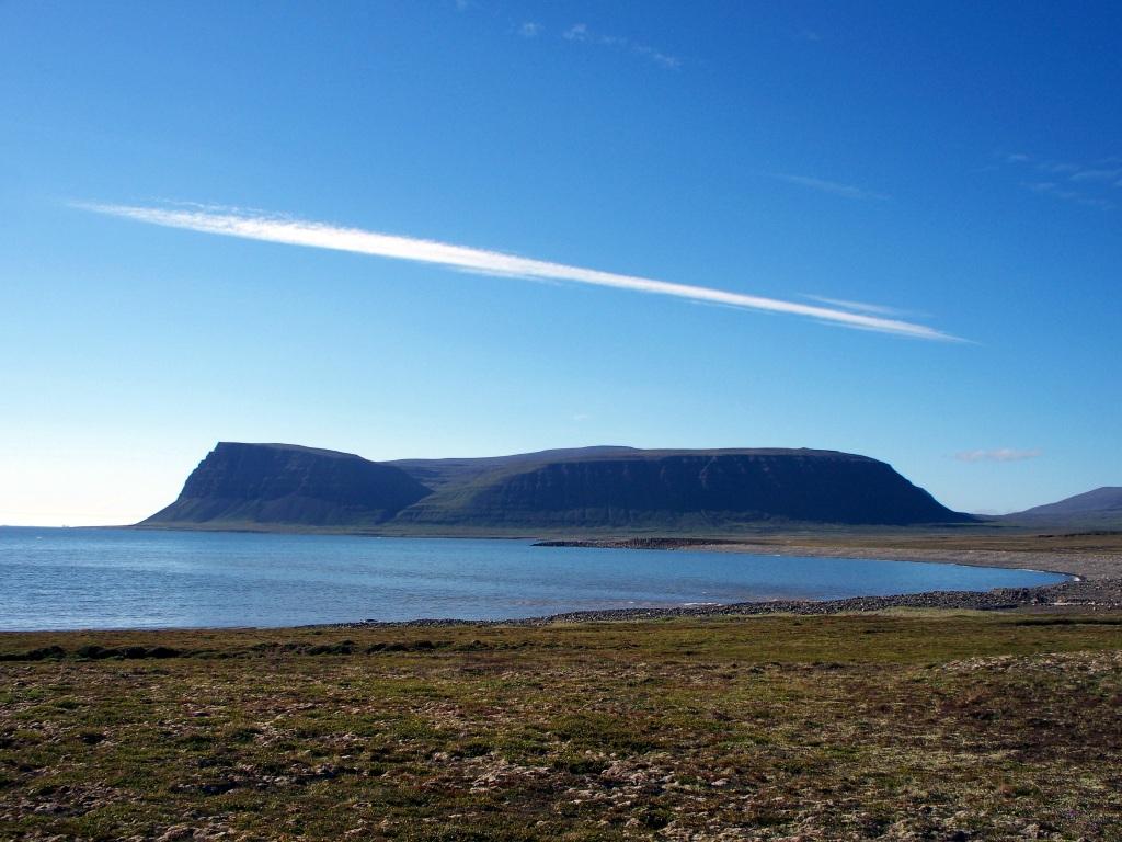 Laksebugt, Qeqertarsuaq (Disko Island), Greenland, Summer 2013