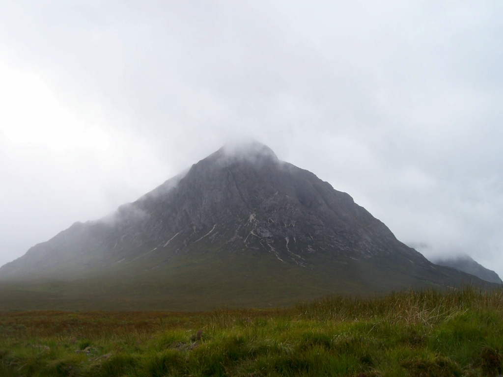 Buachaille Etive Mor, Scotland, 2007